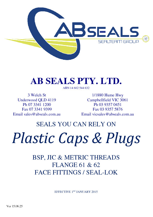 thumbnail of AB Seals – Plastic Caps And Plugs (Ver 150625)